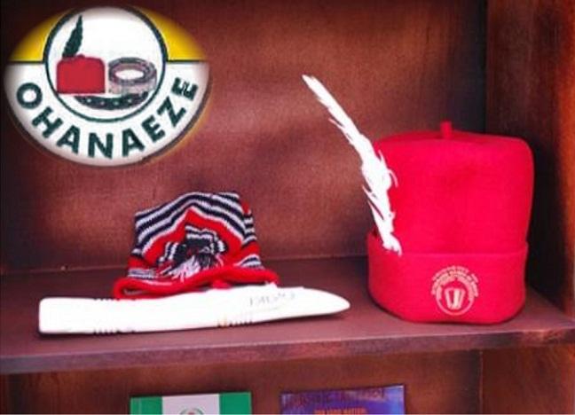 We Are For Buhari, Biafra Is Dead - Ohaneze Ndigbo