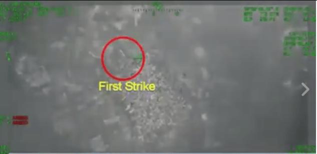 Nigerian Air Force Bombs Boko Haram Location