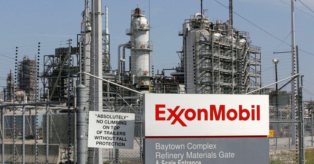 ExxonMobil Discovers One Billion Barrel Of Oil In Nigeria