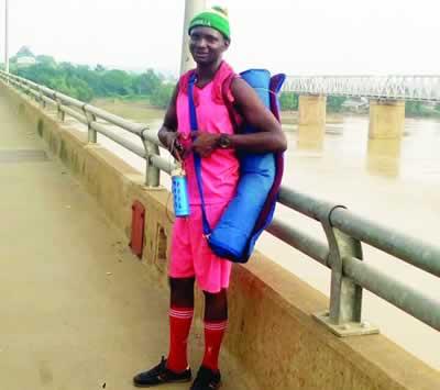 Trek For Love: Man treks from Lagos to Zaria for Lover