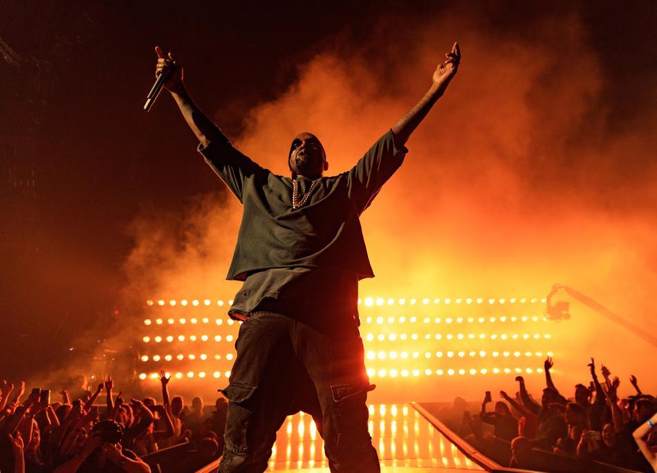 Kanye West Ends New York Concert After Gunmen 'Attack' Kim K in Paris