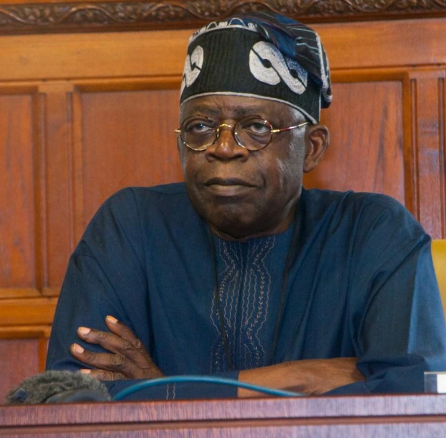 Obasanjo Was Playing Politics With (his) Letter To Buhari – Tinubu