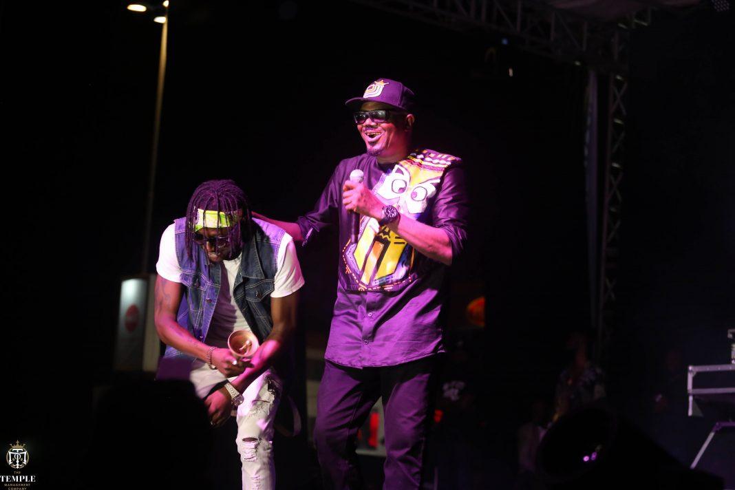 How Lagos MainLand Stood Still For Dj Jimmy Jatt's Jimmy's Jump Off - Photos