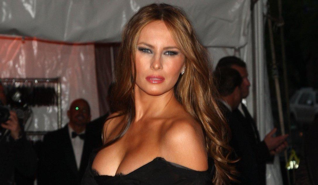Melania Trump Dismisses Her Husband's P**sy Video as 'Boy Talk'