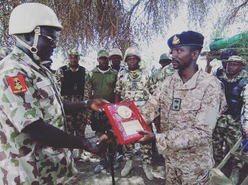 Tribute: Abu Ali, Intelligent Lietenant-Colonel Who Doesnt Brag But Is Killing Boko Haram In Borno