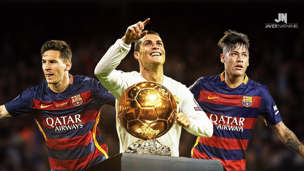 Messi, Ronaldo, Neymar Headline Fifa Player of the Year Shortlist