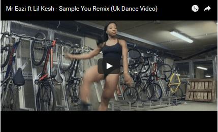 Mr Eazi Ft Lil Kesh - Sample You Remix (UK Dance Video)