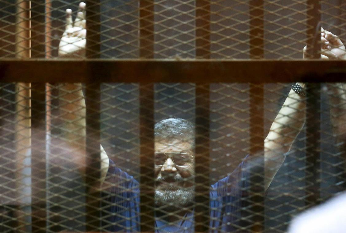 Egyptian ex-President Mohamed Morsi Death Sentence Overturned