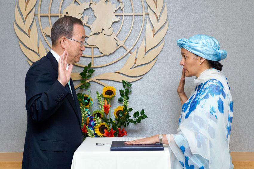 Nigeria's Amina Mohammed emerges as UN Deputy Secretary-General