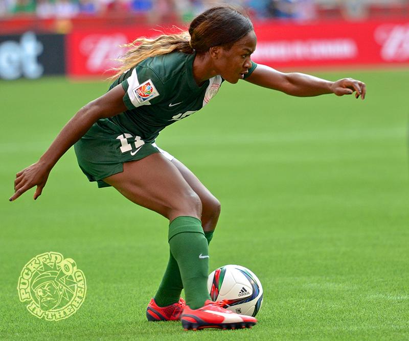 I Regret Playing For Nigeria - Super Falcons Star, Francisca Ordega