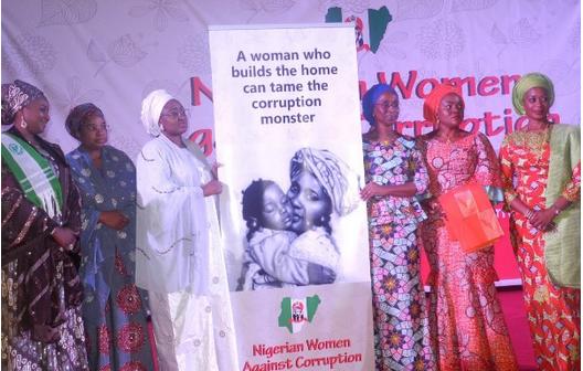 Aisha, Dolapo launch women anti-corruption project