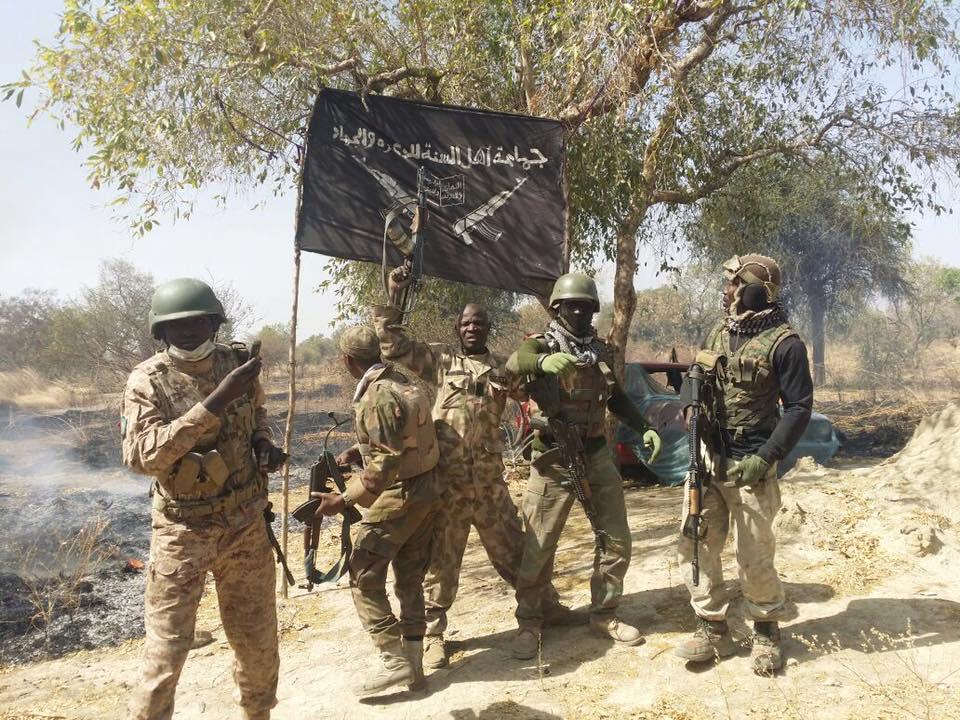 Nigerian Army Neutralize Invading Boko Haram Terrorists Hired Mercenaries And Arrest One