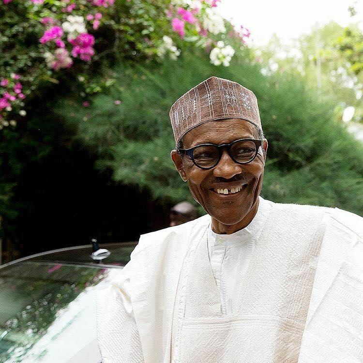 President Buhari's 2016 Eid-el-Maulud Message To Nigerians
