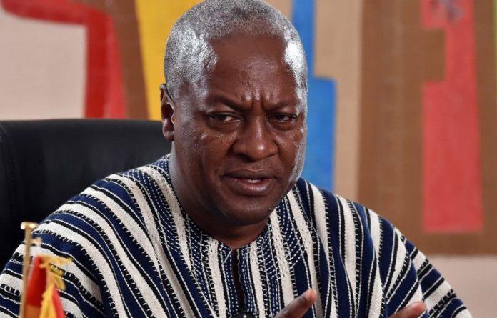 Ghana election: President Mahama concedes defeat