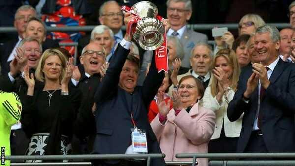 Louis Van Gaal Bows Out Of Football