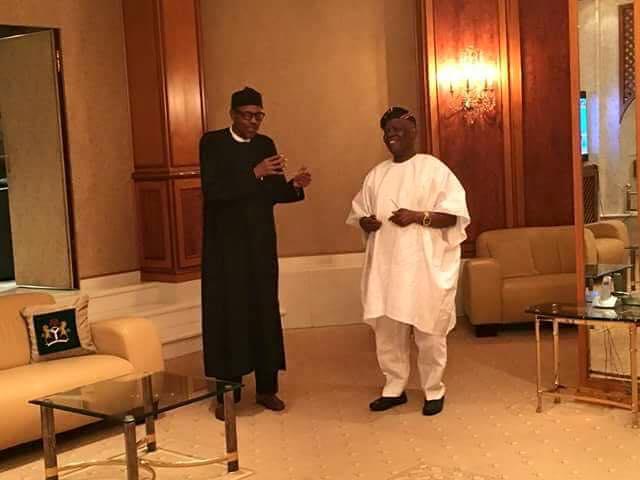 President Buhari Congratulates APC Stalwart, Chief Bisi Akande on 78th Birthday