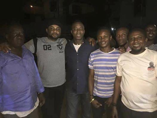 Sahara Reporters publisher, Omoyele Sowore, arrested