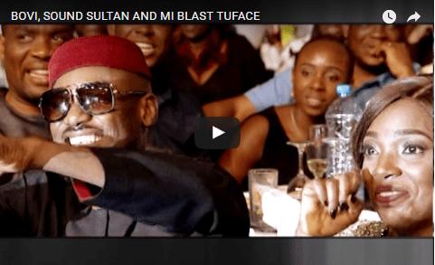 COMEDY: Bovi, Sound Sultan And MI Blast Tubaba