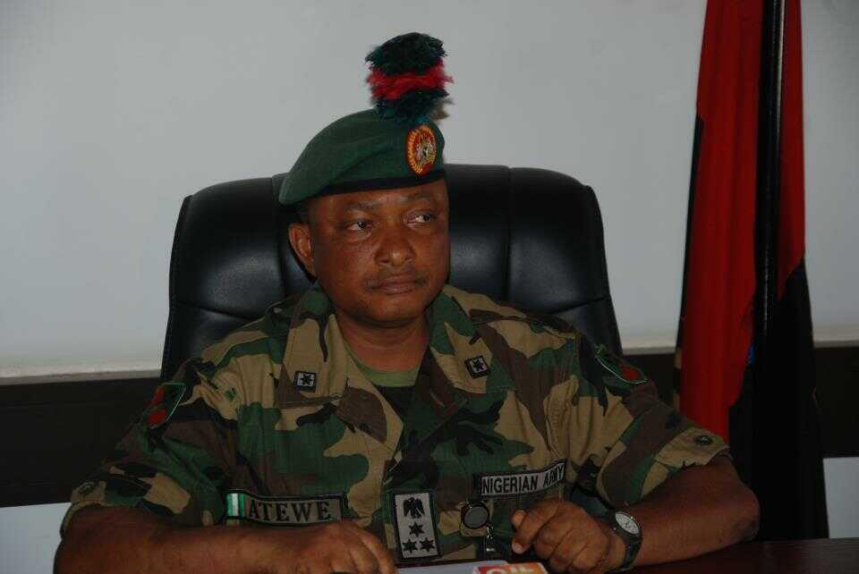 Maj. Gen. Emmanuel Atewe Gave N35m To Winners' Chapel – Witness