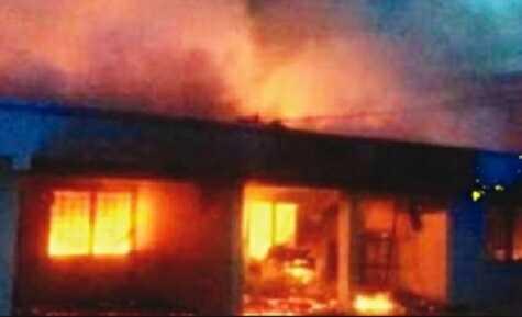 2 Children Burnt to Death in Borno IDP Camp