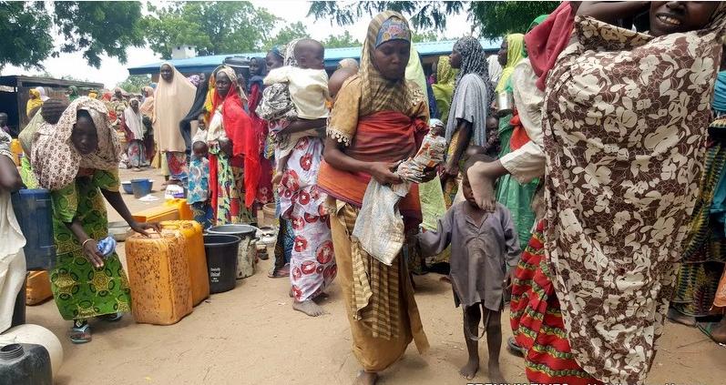 Nigeria Receives 22,463 Boko Haram Returnees From Niger Republic