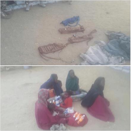 Nigerian Army Destroy Boko Haram IED Factory