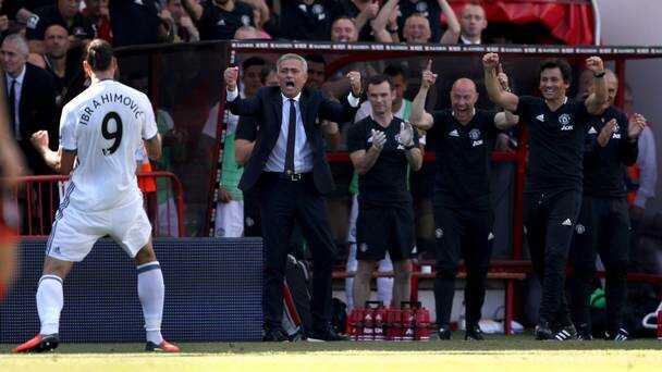 Jose Mourinho tips Zlatan Ibrahimovic for Ballon d'Or