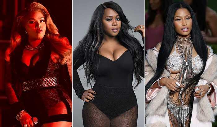Lil Kim Shuts Down Rumours on Nicki Minaj Diss Track with Remy Ma