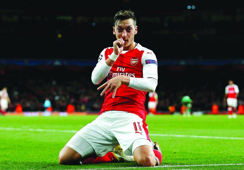 Jose Mourinho Called Me A Crybaby - Mesut Ozil