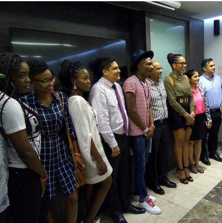 #BBNaija Kick Off Their Media Tour, Visits Indomie, Payporte & Nigerian Breweries