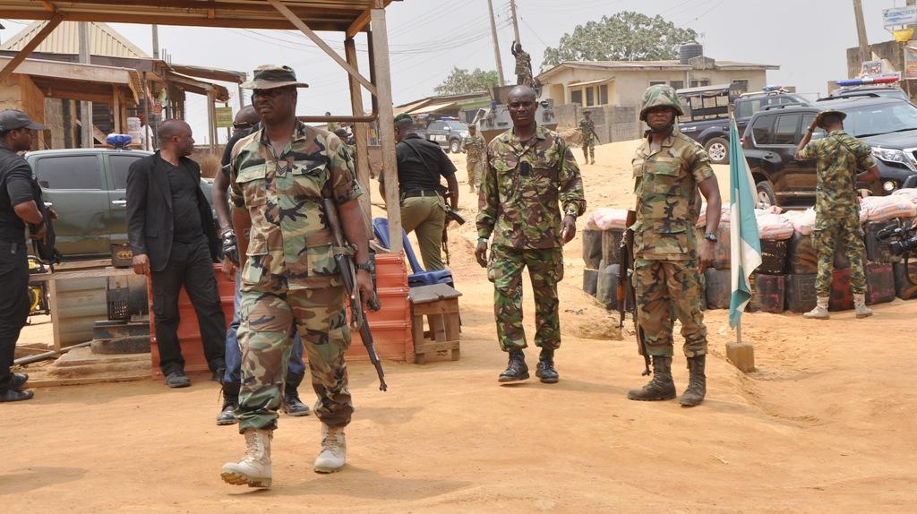 Nigerian Army Releases Update On Exercise Egwu Eke II: The Journey So Far
