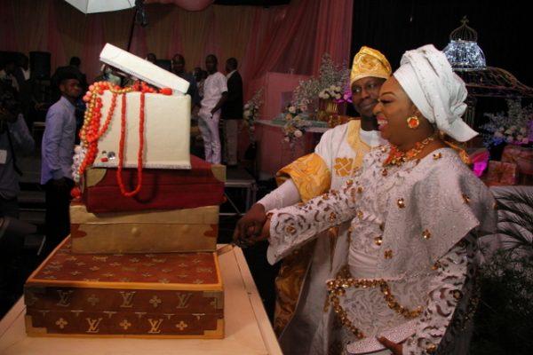 Despite Warning From Their Mother, Tolulope Marries Olujonwo Obasanjo