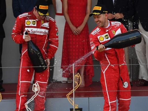 Sebastian Vettel Extends Lead Over Lewis Hamilton after Monaco Grand Prix Victory