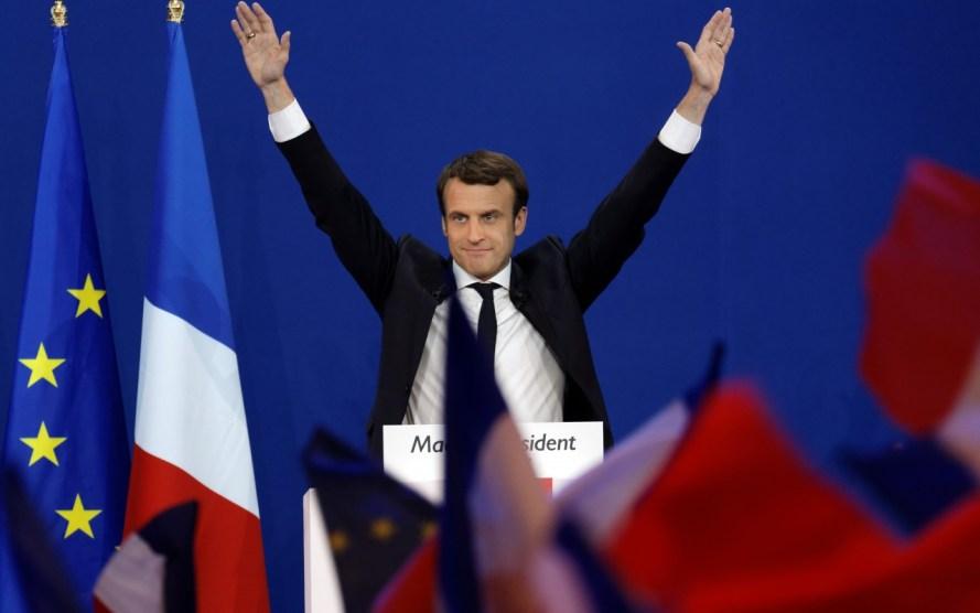 Nigeria's Acting President, Yemi Osinbajo Congratulates President - Elect Of France