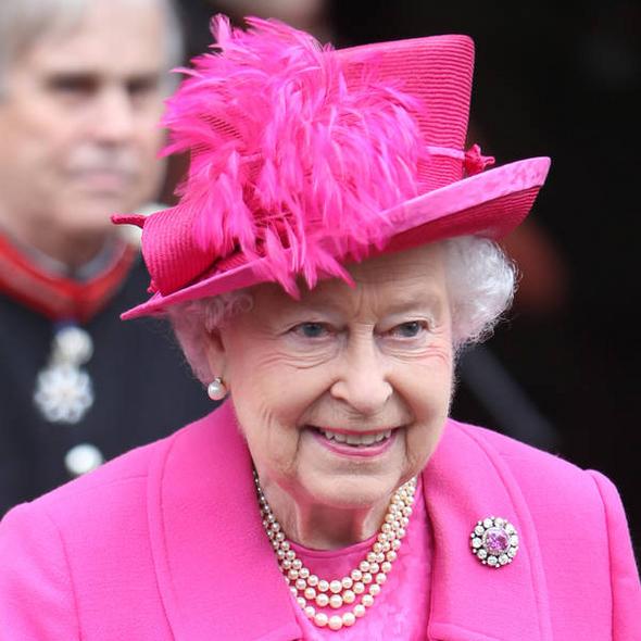 Photos: Queen Elizabeth's 4 Days of Colour for The Royal Ascot