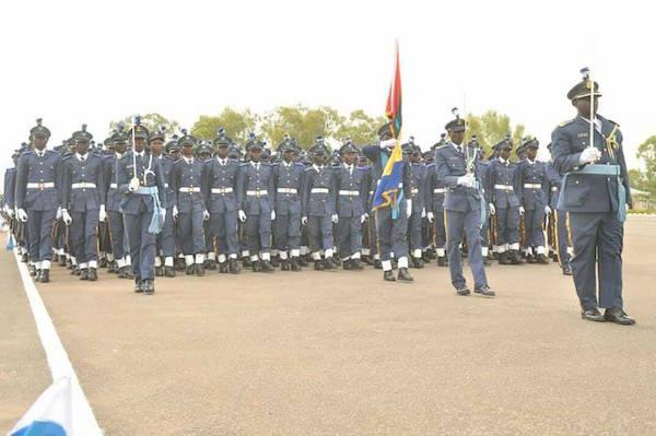 NAF Graduates Record Number Of Recruits