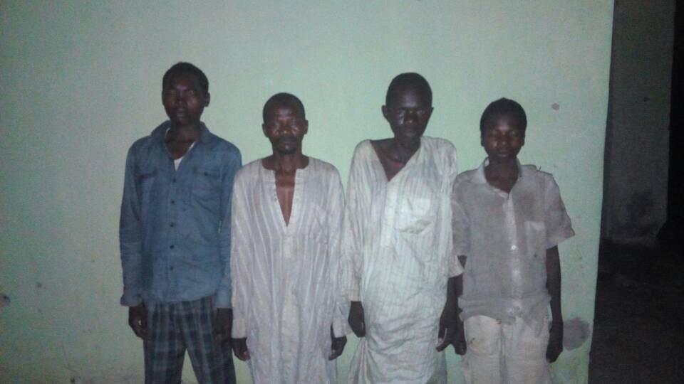 High Profile Boko Haram Terrorist and Others Renounce Terrorism