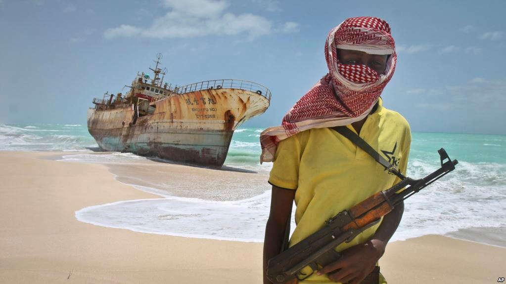 Nigerian Navy Thwarts Attempted Hijack Of Merchant Ship