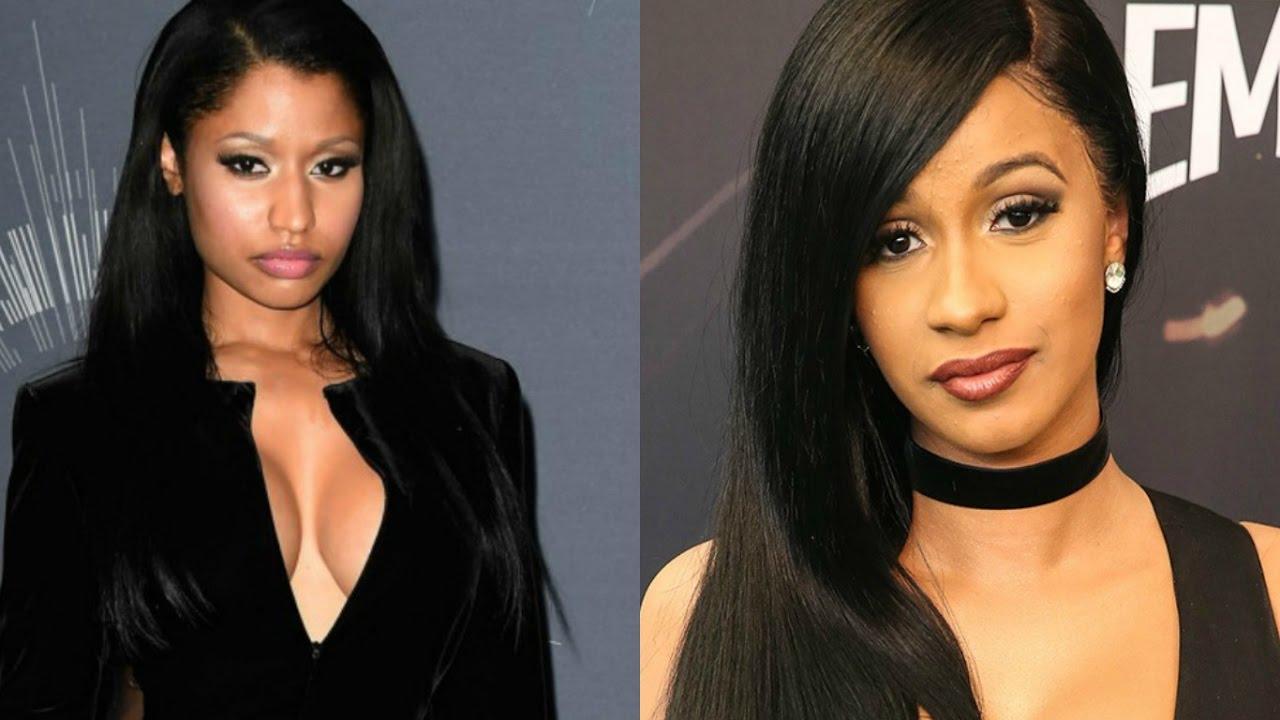 Nicki Minaj Addresses Alleged Beef With Cardi B, Announces Career Break