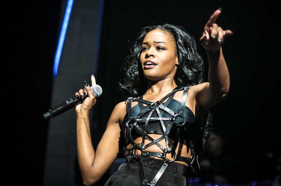 Azealia Banks Declares Herself the 'Most Influential Female Rapper' After Nicki Minaj