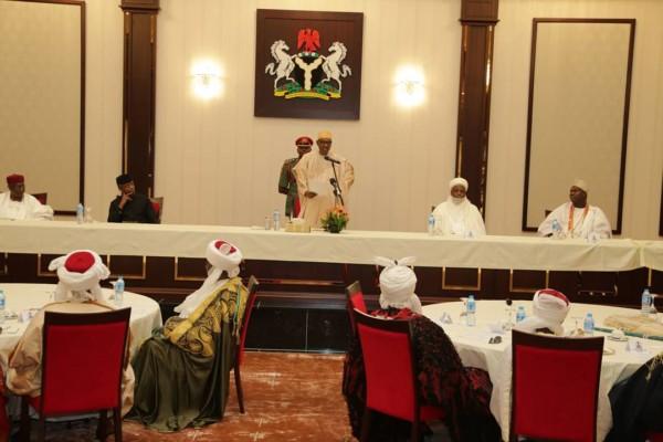 I Was Considering Running Away From Nigeria - President Buhari