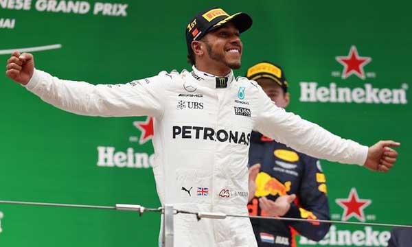 Lewis Hamilton Wins Italian GP to Take F1 Lead