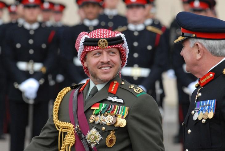 Terrorism: President Buhari Lauds Jordan For Military Hardware Donation