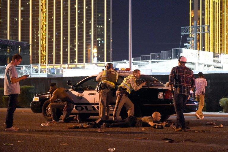 Las Vegas Gunman Named, Death Toll Reaches 50