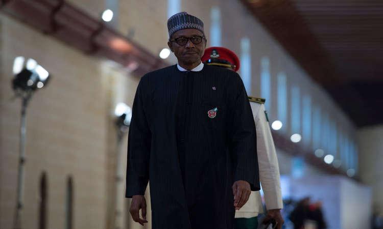 President Buhari Participate In 'One Planet Summit' In Paris