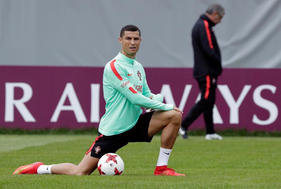 Cristiano Ronaldo Set for £75million Manchester United Return Bid