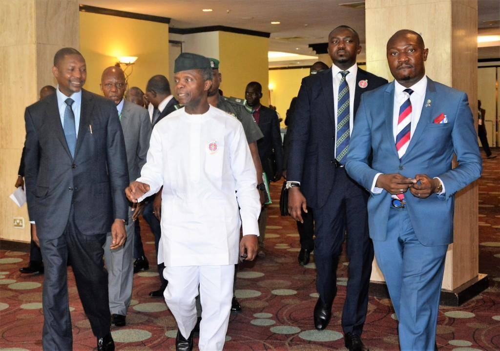 VP Yemi Osinbajo Laments Difficulties in Repatriation of Laundered Funds
