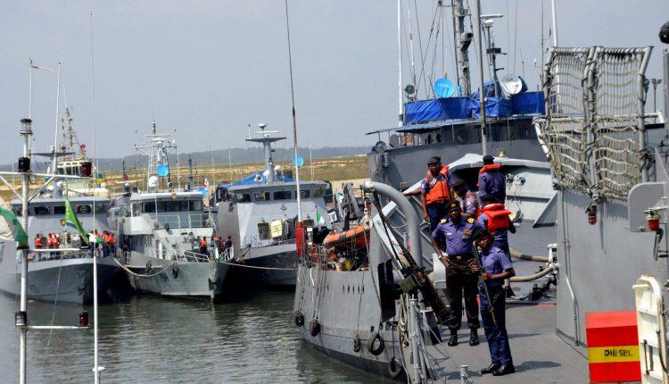 Nigerian Navy Flags Off Exercise Eagle Eye II