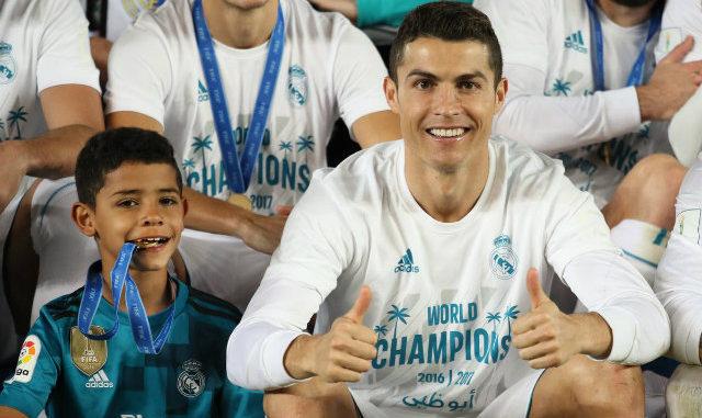 Cristiano Ronaldo to Build Children's Hospital in Chile