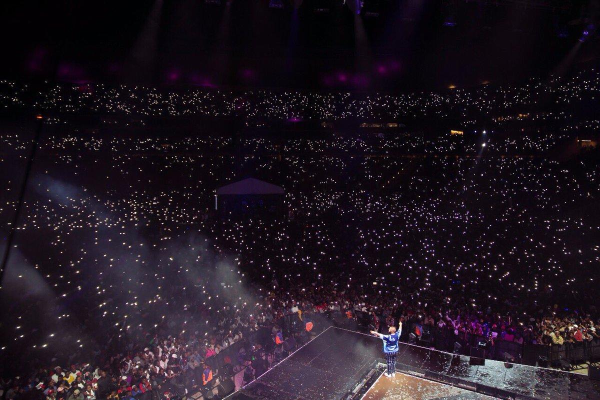 #FillUpFnbStadium: Cassper Nyovest Sells 68,000 Tickets!